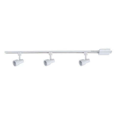 track lighting kits electric 3 light mini step linear track