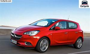 Opel Corsa 2017 prices and specifications in Egypt Car Sprite