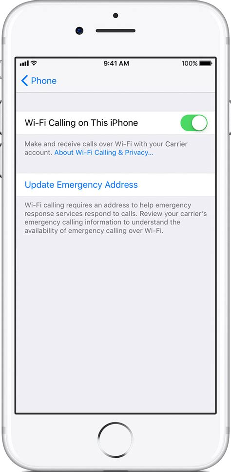 what number do i call to activate my iphone make a call with wi fi calling apple support