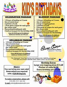Birthday Party Ideas Kids Party Packages Plaza Lanes