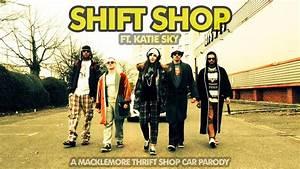 """""""Shift Shop"""" - Macklemore Thrift Shop Car Parody - Teaser ..."""