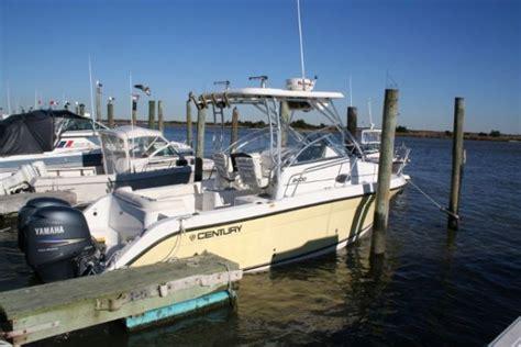 Boat Loans Nj by 2007 Century 2400 Walkaround Power Boat For Sale Www