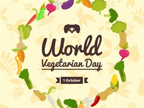 world vegetarian day celebrated