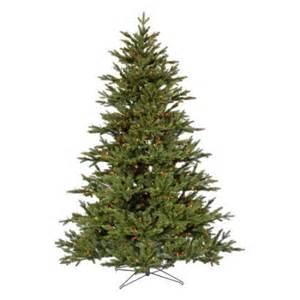 noble fir pre lit christmas tree walmart com