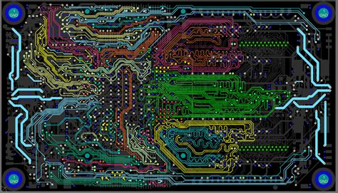 Online Advanced Pcb Layout Course Motherboard Designer