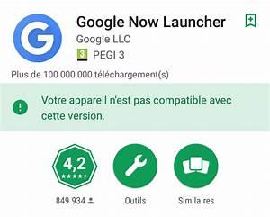 Ironiquement, Google Now Launcher appartient maintenant au ...