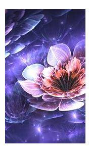 Wallpaper : digital art, abstract, 3D, purple, Apophysis ...