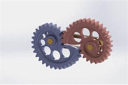 Gears Engranajes Nautilus Cad Engenharia Engrenagens Mechanical