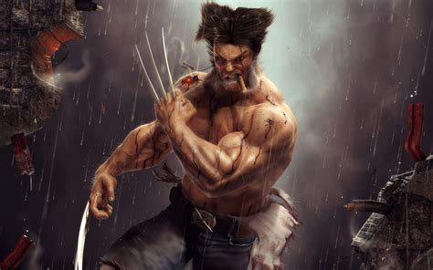 Animated Wolverine Wallpapers - x wolverine 2018 wallpaper 183