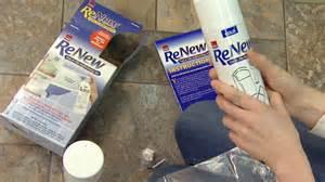 magic renew tub tile refinishing kit today s homeowner