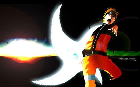 Naruto Rasen Shuriken Wallpaper