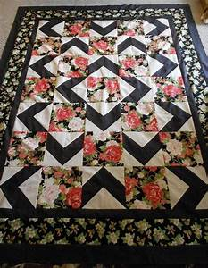 Walk About quilt pattern - I think I might try my hand at