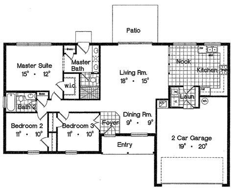 blueprint for house ba7 progress floor plans block out and finalization