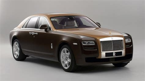 Rolls Royce Ghost Photo by Rolls Royce Announces New Two Tone Bespoke Option For Ghost