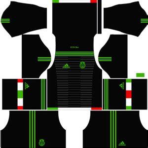 dream league soccer mexico kits logo url 2017 18 download