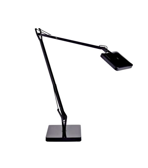 The body is cast aluminum alloy. Kelvin Edge Flos Table Lamp - Milia Shop