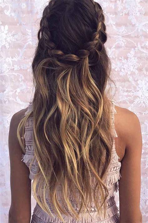 super cute christmas hairstyles  long hair hair