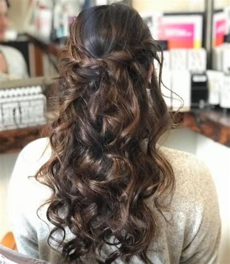 hairstyles  curls hairstyles ideas