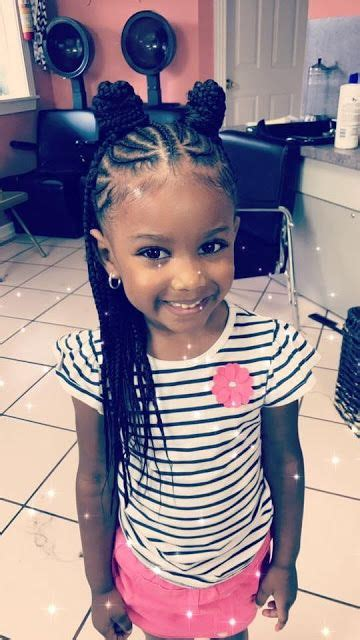 childrens braids black hairstyles hair styles kids