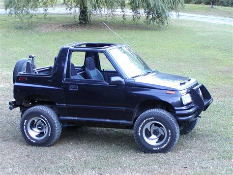 1994 chevy tracker longarch 1994 geo tracker specs photos modification info