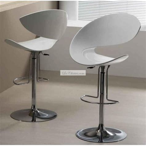 but tabourets de bar tabouret bar r 233 glable avec dossier