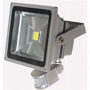 Projecteur à Détection : projecteur led 30 watt eq 280 watt avec d tecteur ~ Edinachiropracticcenter.com Idées de Décoration