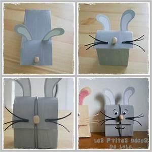 Objet En Carton Facile A Faire : decoration a fabriquer pour paques ~ Melissatoandfro.com Idées de Décoration