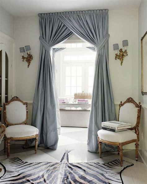 rideau de fenetre de chambre les rideaux occultants les plus belles variantes en photos