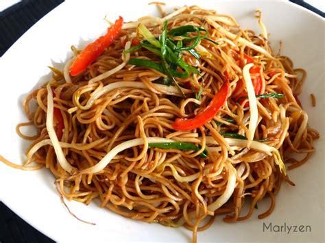 cuisiner reste de riz recettes de germe soja par marlyzen nouilles sautées aux