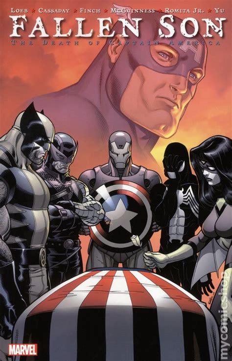 comic books  death  captain america