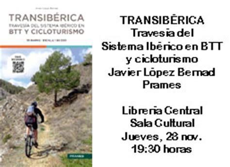 transiberica travesia del sistema iberico en btt