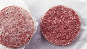 Nationwide Recall Alert Issued For Beef Patties Shipped To