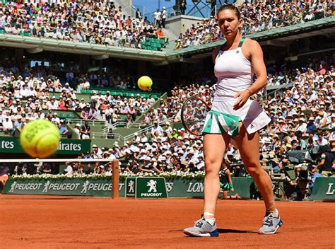 French Open 2017: Jelena Ostapenko to meet Simona Halep in Roland Garros final   Tennis News   Sky Sports
