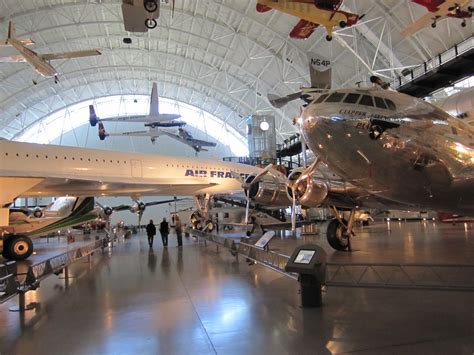 national air  space museum steven  udvar hazy center