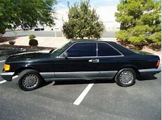 Cheap 1990 Mercedes Benz 560 Coupe Under $2000 in NV