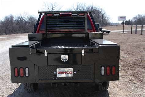 25704 flatbed truck beds for genco royal utility bed genco manufacturing