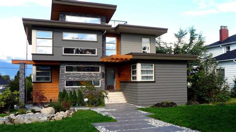 modern house with exterior wall cladding stylish and functional exterior wall cladding