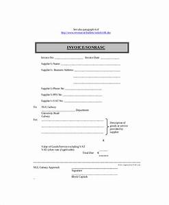 self employed invoice template 11 free word excel pdf With self employed invoice