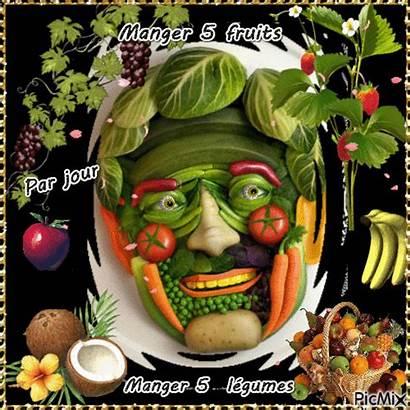 Fruits Et Par Jour Manger Legumes Legumes