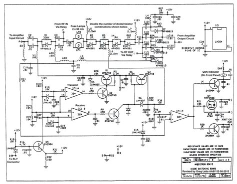 Electronic Switching The Ameritron Qsk