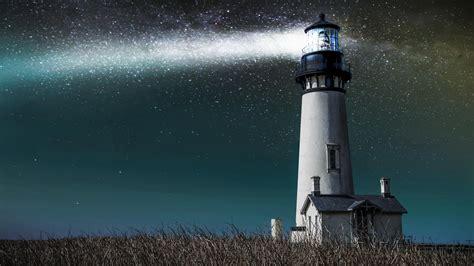 wallpaper lighthouse   wallpaper  meadows night