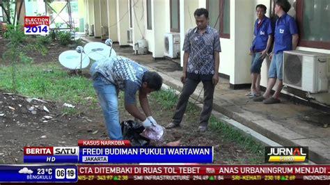 Freddy Budiman Pukuli Wartawan Youtube