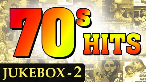 Best Of 70's (hd)  Jukebox  2  Non Stop Bollywood Old