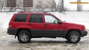 Jeep Grand Cherokee Zj V8 5 2 1995  U0442 U0435 U0441 U0442