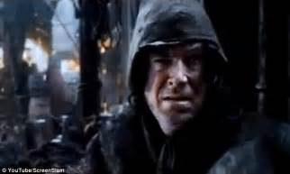 Stephen Colbert's Cameo In 'the Hobbit' Pops Up On The