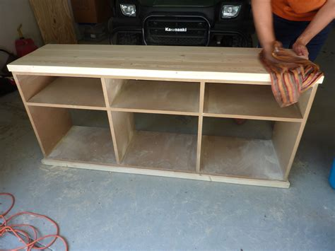Build A Tv Stand Plans Tv Stands And Entertainment Centers