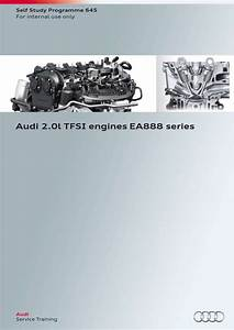 Vag Ssp 645  U2013 Audi 2 0l Tfsi Engines Ea888 Series