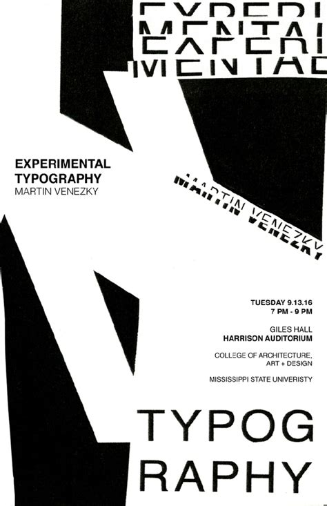 experimental typography graphis