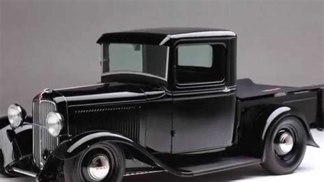 Ford Truck Black Beauty Poor Boys Hot Rods Youtube