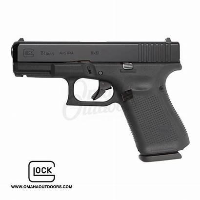 Glock 9mm Pistol Rebuilt Gen Rd